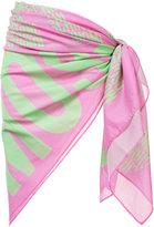 Moschino logo sarong