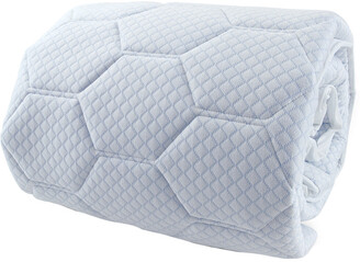 Rio Home Fashions Arctic Sleep By Pure Rest Cooling Gel Memory Foam Mattress Pad