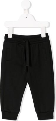 Dolce & Gabbana Kids Plain Leggings