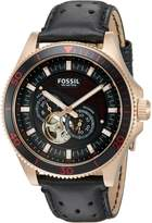 Fossil Men's ME3091 Analog Display Automatic Self Wind Watch