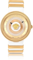 Versace V Metal Icon Golden Women's Watch