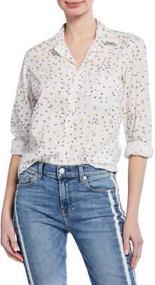 Frank And Eileen Butterfly Long-Sleeve Button-Down Shirt