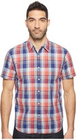 Lucky Brand Short Sleeve Ballona Shirt Men's T Shirt