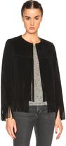 ThePerfext Ryder Classic Thin Fringe Jacket