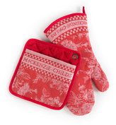 Mackenzie Childs MacKenzie-Childs Wild Rose Oven Mitt, Set of 2