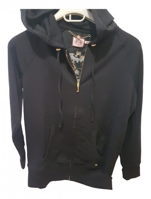 Juicy Couture Black Cotton Knitwear for Women