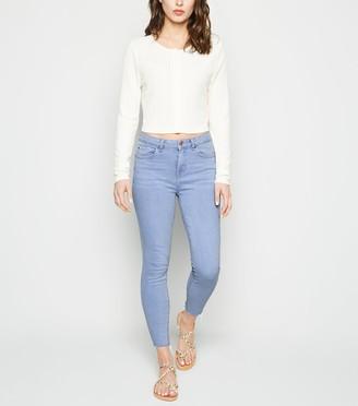 New Look Bright Skinny Ankle Grazer Jenna Jeans