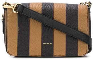 Fendi Stripe Messenger Bag