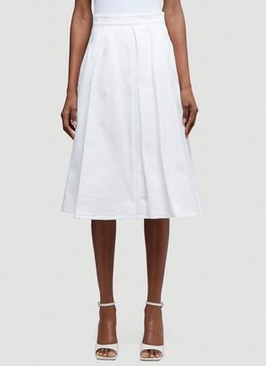 Prada Midi Skirt