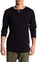 Kinetix Zuma Long Sleeve Henley Shirt