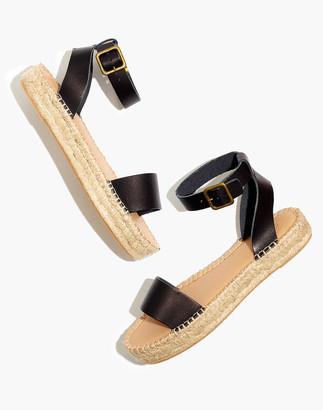 Madewell Soludos Flatform Cadiz Sandals
