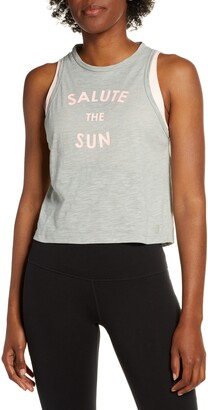New Balance Well Being Cropped Tank