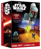 Star Wars Star WarsTM Science Boba Fett Launch Lab
