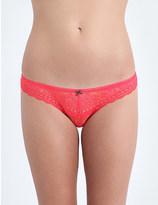 Heidi Klum Intimates Il Primo Amore lace bikini briefs