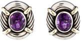 David Yurman Amethyst Earrings