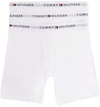 Tommy Hilfiger Men Cotton Boxer Brief 3-Pack