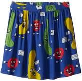 Mini Rodini Veggie Woven Skirt Girl's Skirt