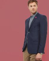 Ted Baker Plain wool blazer