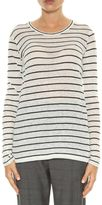 Etoile Isabel Marant T-shirt Aaron A Maniche Lunghe Righe