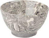 Simple Life Marbled Ebru Bowl