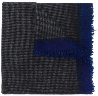 Faliero Sarti Woven Knitted Scarf
