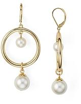 Aqua Lisette Drop Earrings - 100% Exclusive