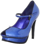 Pleaser USA Women's Pleasure-02G Mary Jane Pump