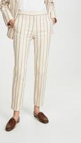 Victoria Victoria Beckham Slim Trousers