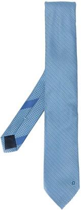 Salvatore Ferragamo Woven-Effect Tie