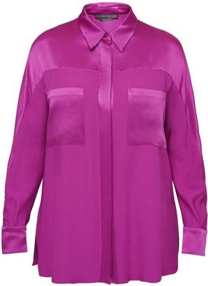 Marina Rinaldi Satin Shirt