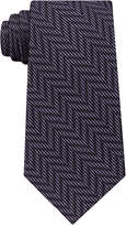Michael Kors Men's Tonal Chevron Silk Tie