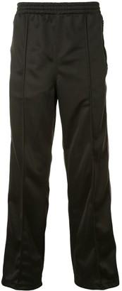 Needles Straight Leg Side Stripe Trousers