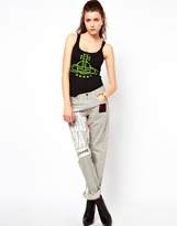 Vivienne Westwood For Lee Authentic Jean In Anarchy