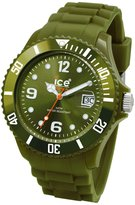 Ice Watch Sili Collection Kaki Unisex Men's Watch SI.KA.B.S.09 /SI KA B S 09