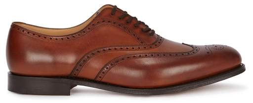 Church's Berlin Brown Leather Brogues