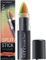 Fran Wilson MOODMATCHER Split Stick Lip Color - Green/Orange