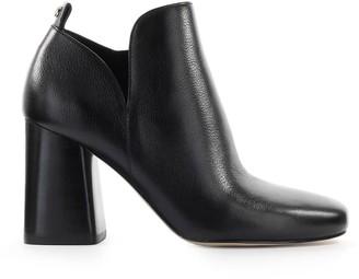 Michael Kors Black Dixon Ankle Boot