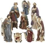 Kurt Adler 8 Piece Nativity Set