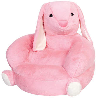 Trend Lab Plush Bunny Children Character Chair Bedding