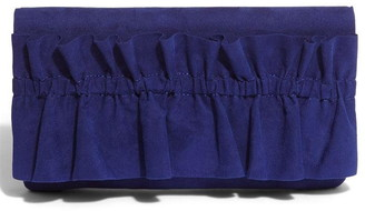 Phase Eight Romy Ruffle Front Clutch Bag