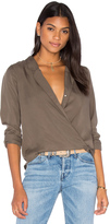 Capulet Cassidy Cross Over Blouse