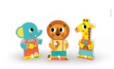 Janod Funny Zoo Animal Magnets