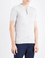 Michael Kors Slim-fit cotton polo shirt