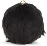 Aldo Montirone faux fur cross-body bag