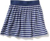 Old Navy Elastic-Waist Circle Skirt for Girls