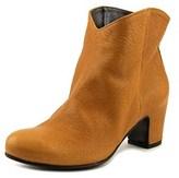 Rosamunda Sh824col2437 Round Toe Leather Ankle Boot.