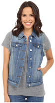 Blank NYC Denim Vest in Meant To Be
