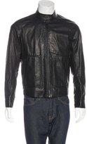 Vince Leather Biker Jacket w/ Tags