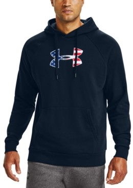 Under Armour Men's Rival Logo Hoodie