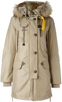Parajumpers multi-pocket padded coat